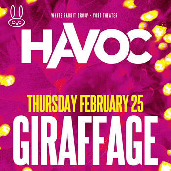 Havoc FT. Giraffage