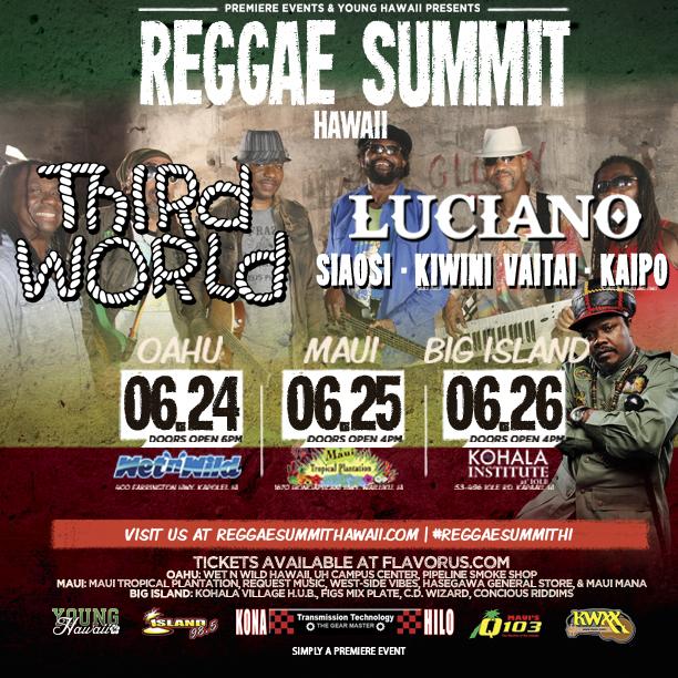 Reggae Summit