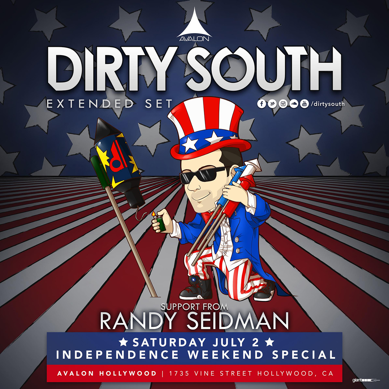 Dirty South, Randy Seidman
