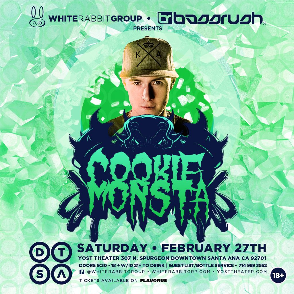 DTSA FT. Cookie Monsta