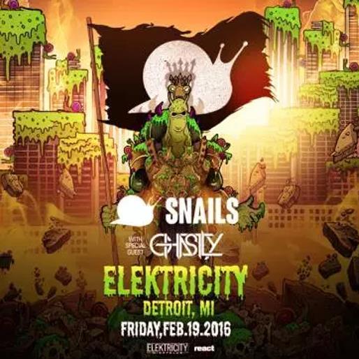 Snails & Ghastly