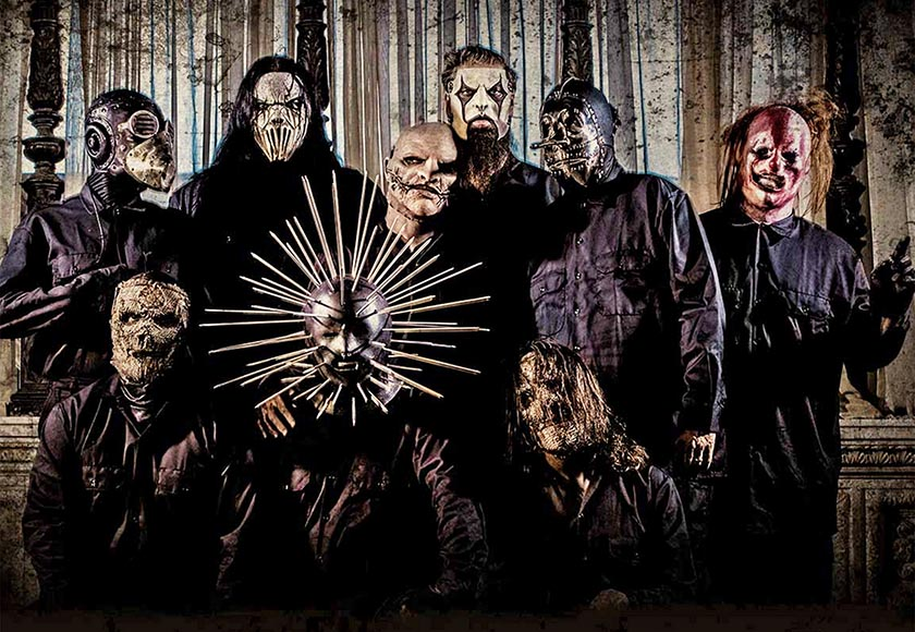 AFTERSHOCK 2015 FT. SLIPKNOT