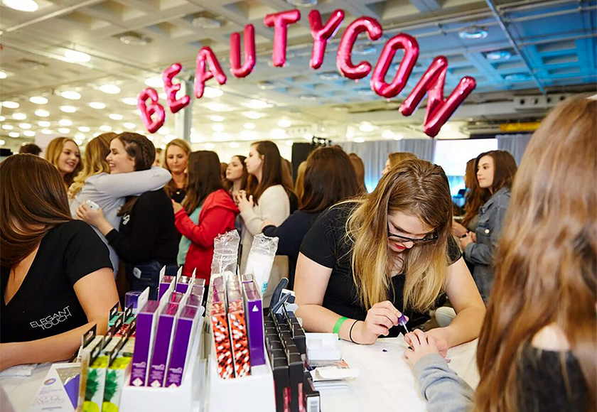 BEAUTYCON FESTIVAL LOS ANGELES
