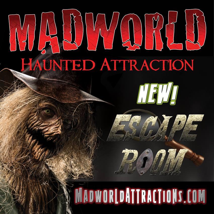 Madworld Haunted Attraction