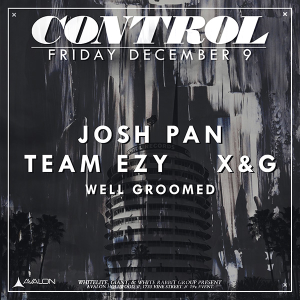 Josh Pan, Team EZY, X&G