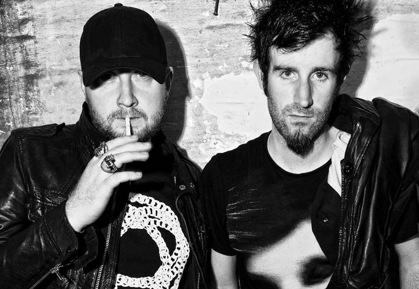 KNIFE PARTY & NERO