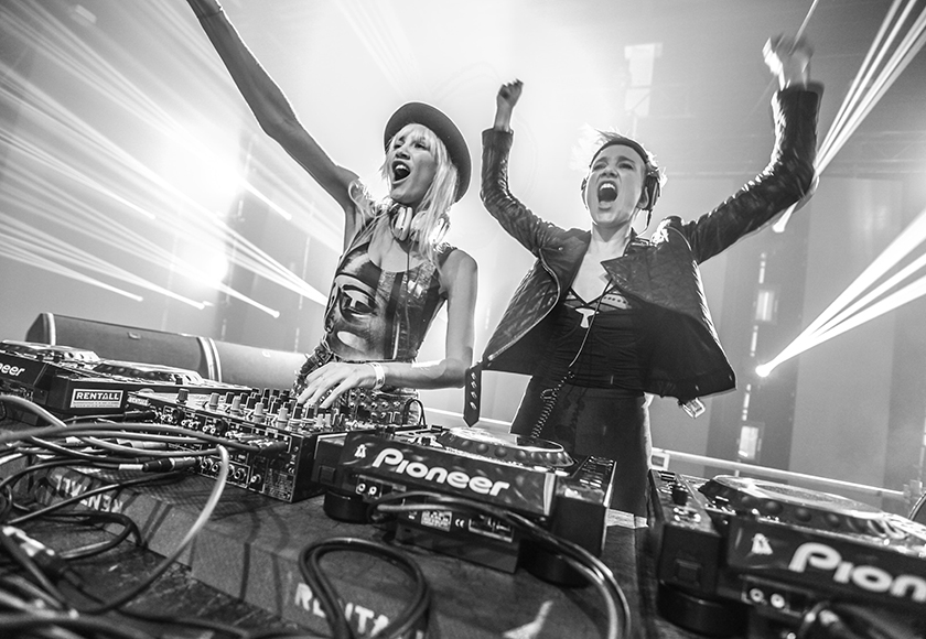 NERVO AT RUBY SKYE