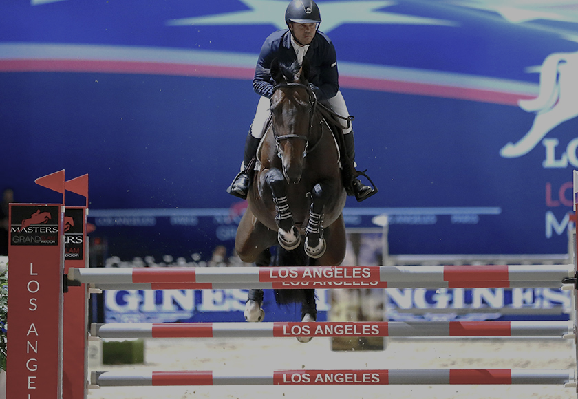 2015 LONGINES MASTERS OF LOS ANGELES