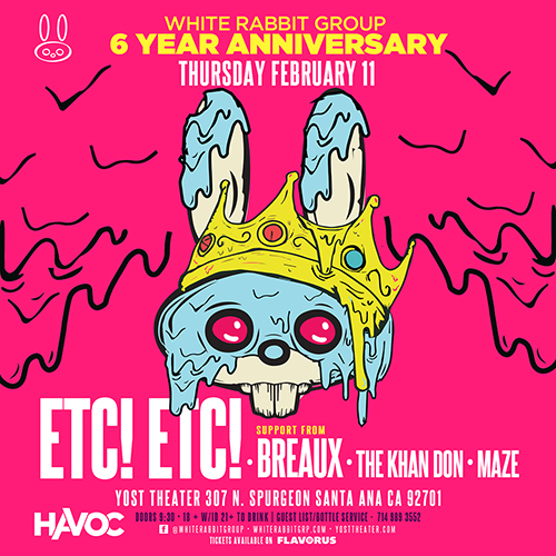 Havoc FT. ETC! ETC!