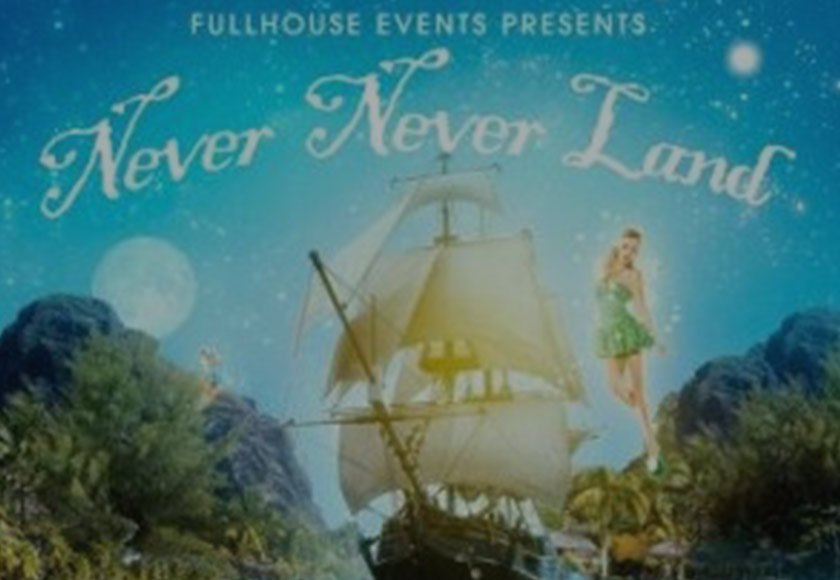 Never Never Land 2016