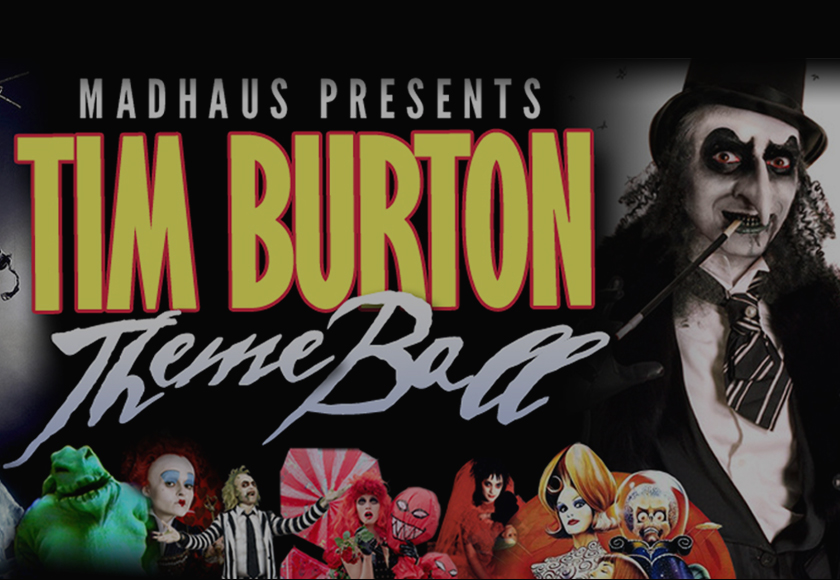 Tim Burton Theme Ball