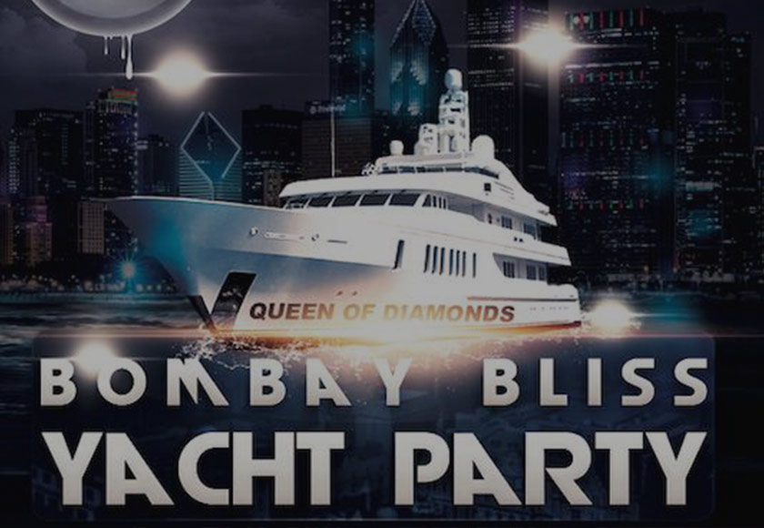 Bombay Bliss Yacht Party