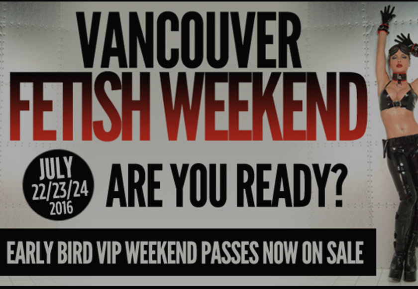 Vancouver Fetish Weekend