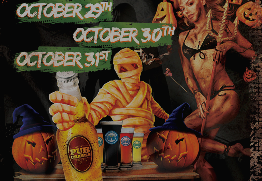 Baltimore Halloween Pub Crawl