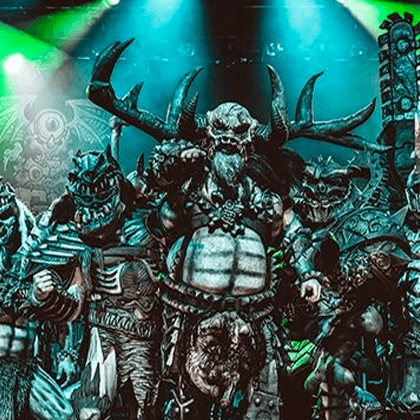 GWAR with Sacred Reich, Toxic Holocaust, & Against The Grain