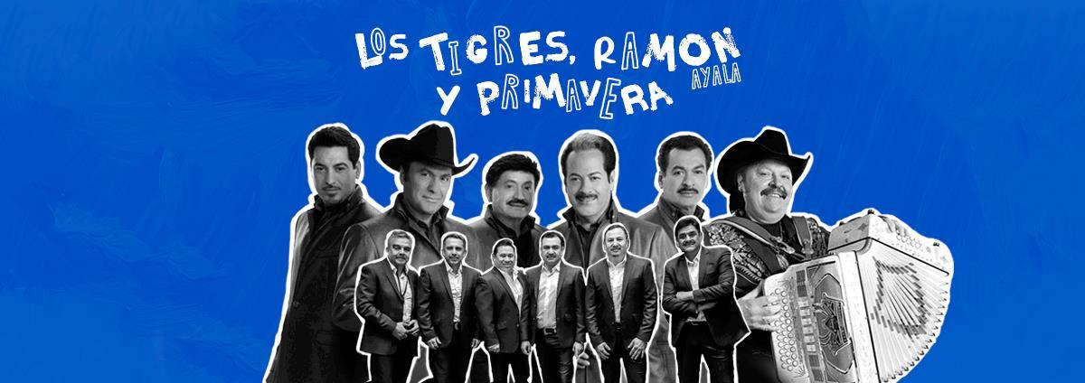 LOS TIGRES, RAMON AYALA