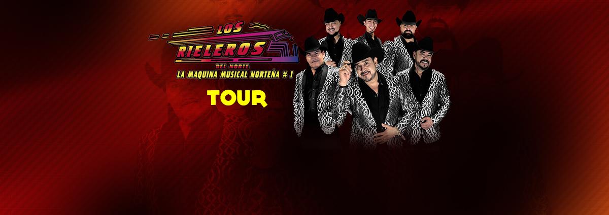 Los Rieleros Del Norte Tour