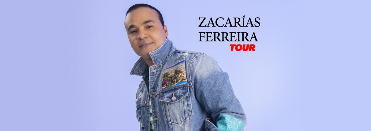 Zacarias Ferreira Tour