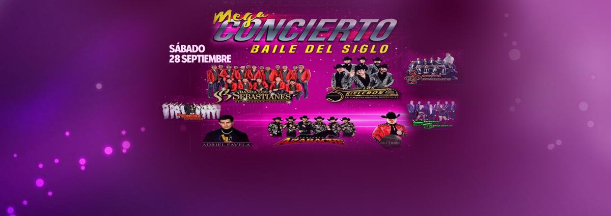 Mega Concierto Baile del Siglo