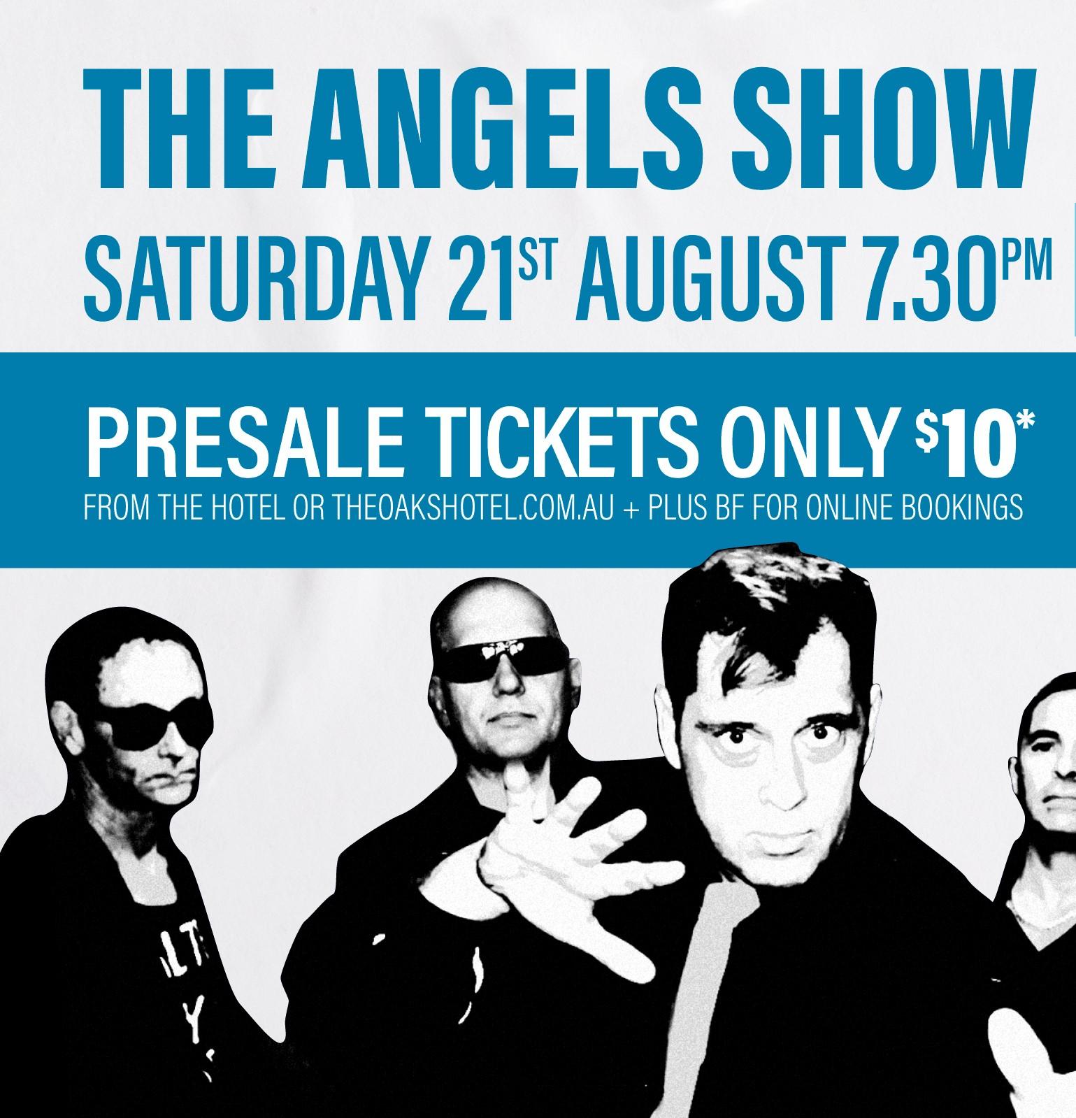 No Exit - The Angels Show