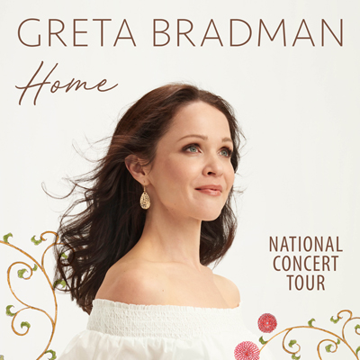Greta Brandman 'Home' National Concert Tour
