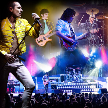 Queen Forever - Tribute Show