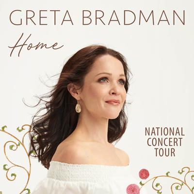 Greta Bradman 'Home' National Concert Tour