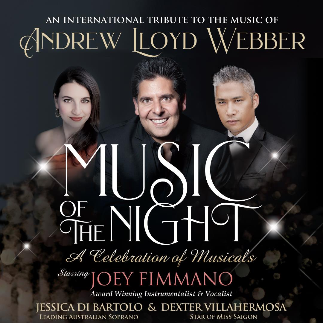Music of the Night - A tribute to Andrew Lloyd Webber