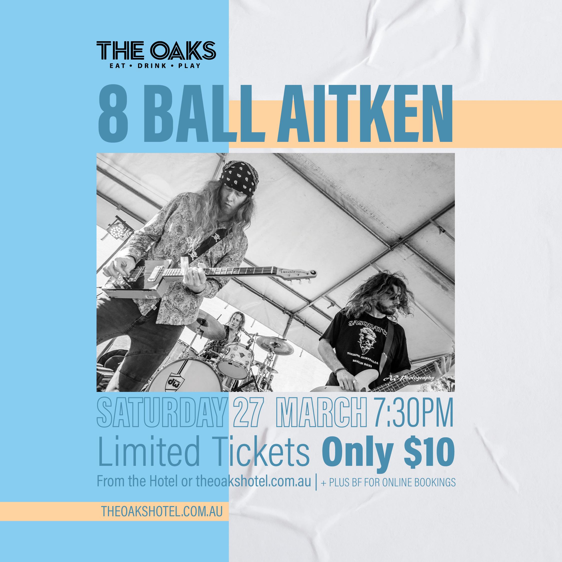 8 Ball Aitken