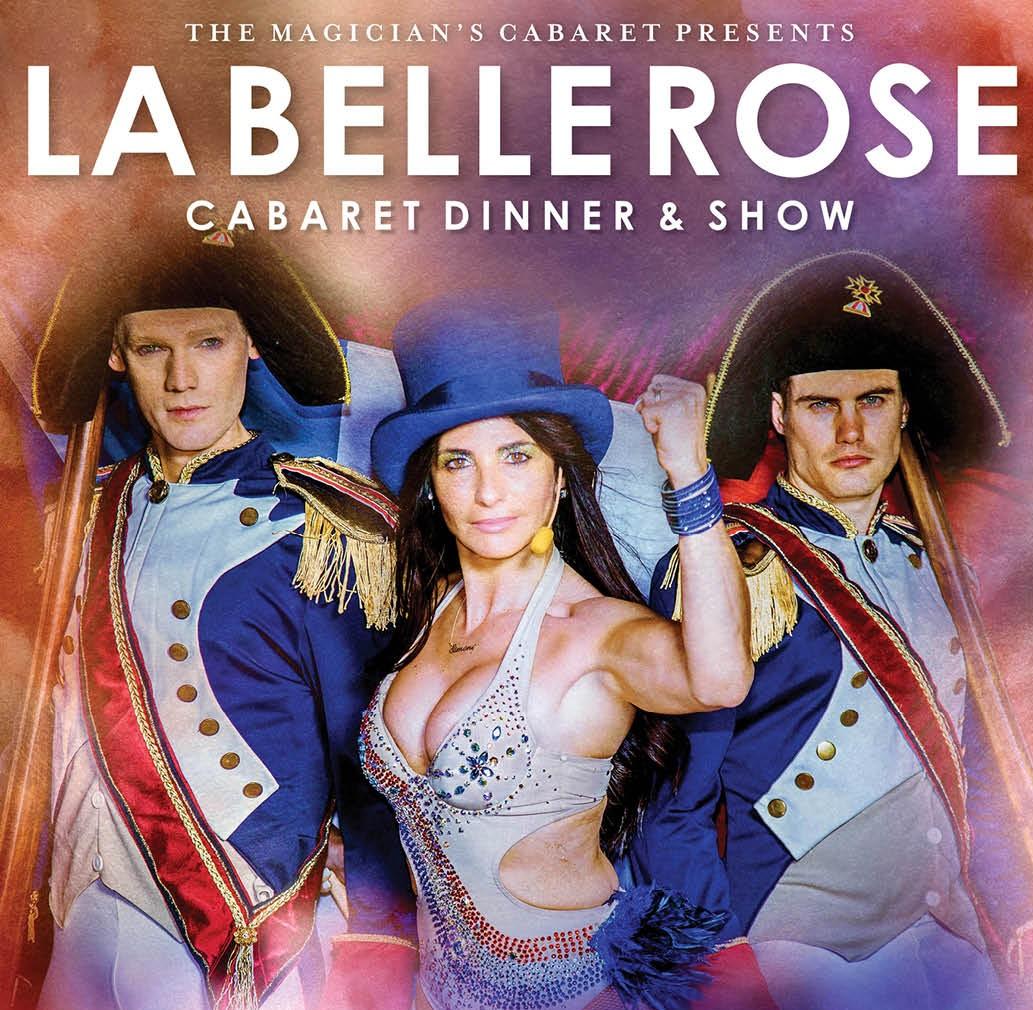 La Belle Rose Cabaret Dinner & Show