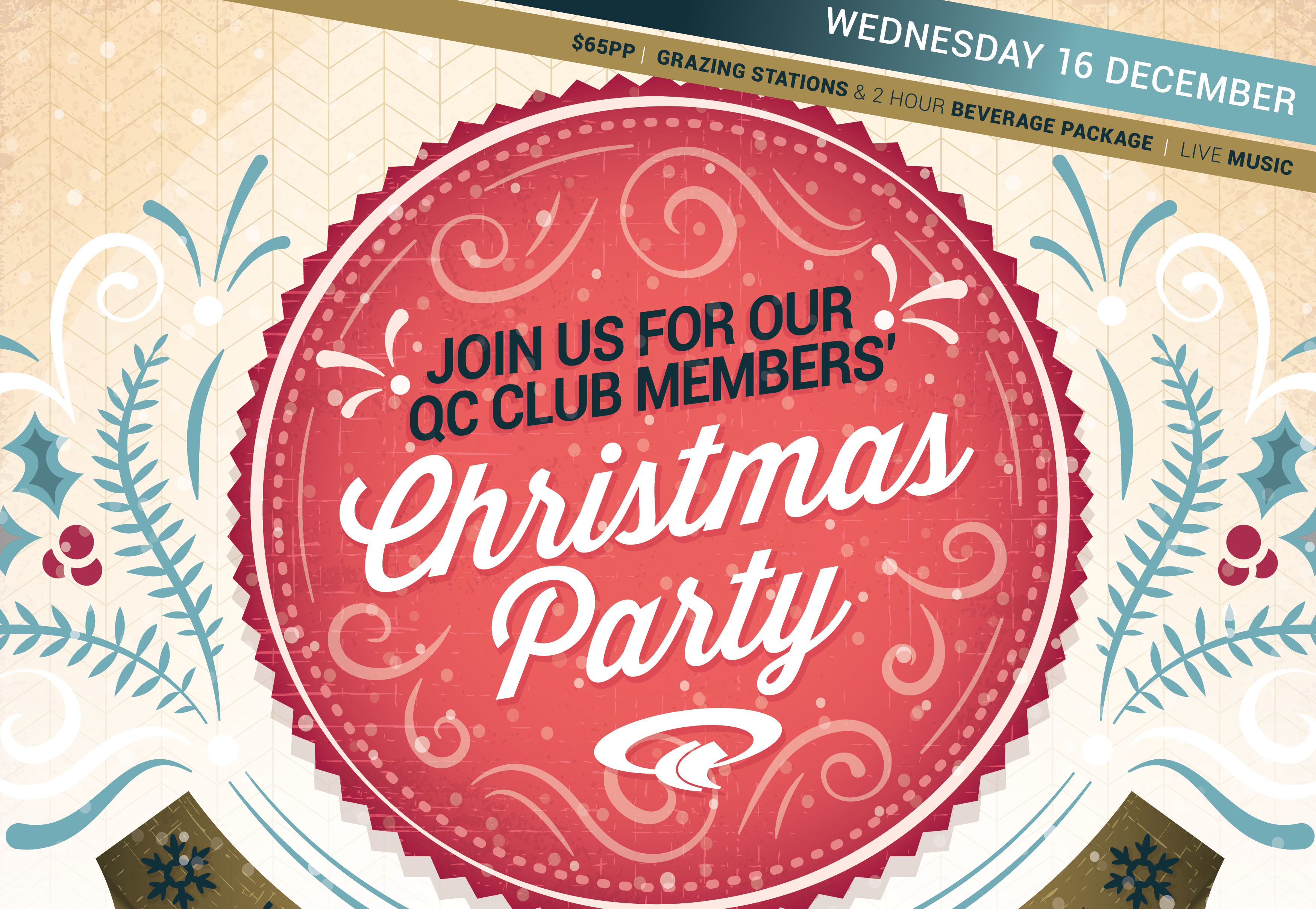 QCC Members Christmas Party
