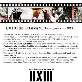 DB16: Suicide Commando: Main Image