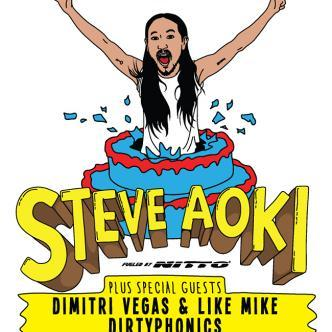 Steve Aoki's Birthday Bash: Main Image