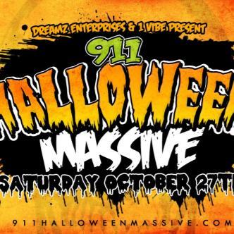 911 Halloween Massive: Main Image