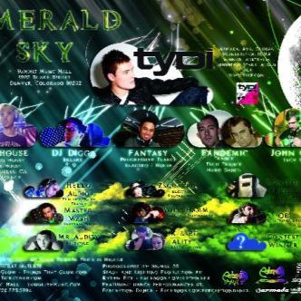 Emerald Sky: Main Image