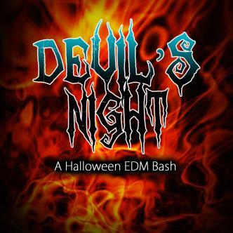 Devil's Night - Halloween EDM Bash: