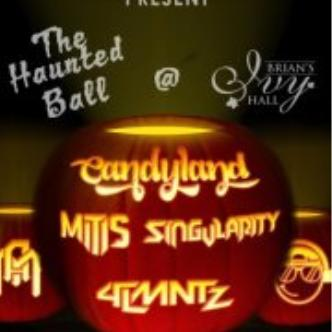 StayBad at the Haunted Ball: Main Image