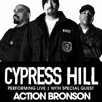 Cypress Hill / Action Bronson: Main Image