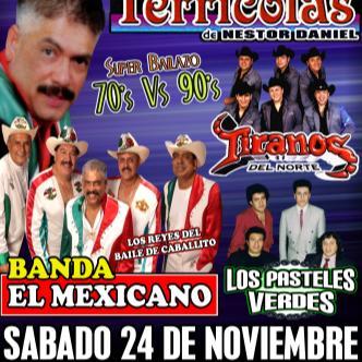 LOS TERRICOLAS: Main Image