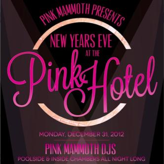 Tix @ The Door for NYE: Main Image