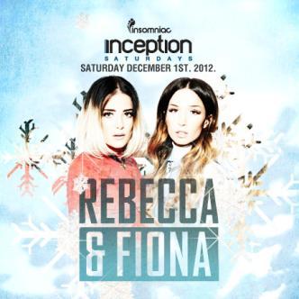 Rebecca & Fiona: Main Image