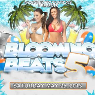 BLOOMING BEATS 5: Main Image