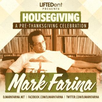 HOUSEGIVING w/ MARK FARINA: Main Image