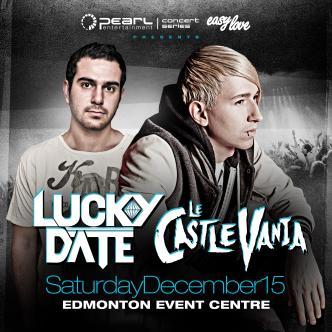 Lucky Date & Le Castle Vania: Main Image