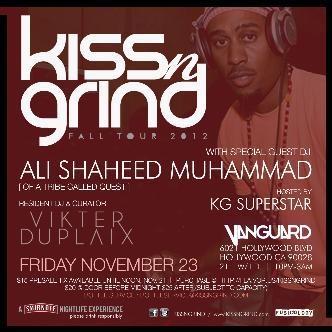 KnG & Ali Shaheed Muhammad: Main Image