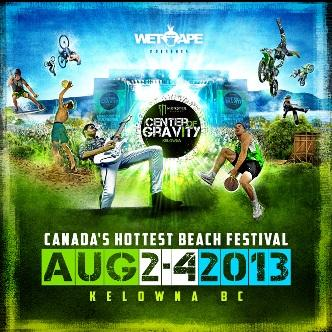 Center of Gravity Festival: Main Image