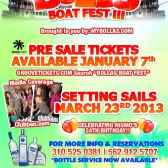 Bollas Boat Fest III: Main Image