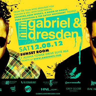 Gabriel and Dresden: Main Image