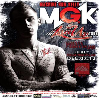 MGK - Lethbridge: Main Image