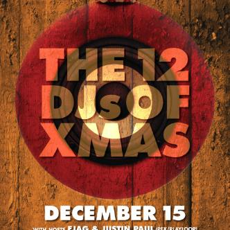 12 DJs of Xmas 2012: Main Image